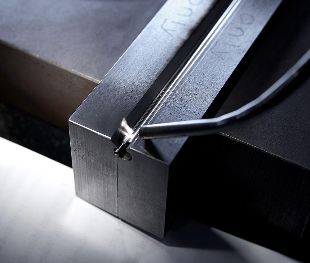 Laser Metal Cutting - Fragile Parts, No Distortion